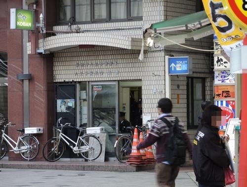 八王子駅案内